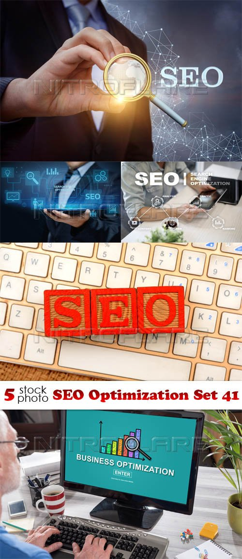 Photos - SEO Optimization Set 41