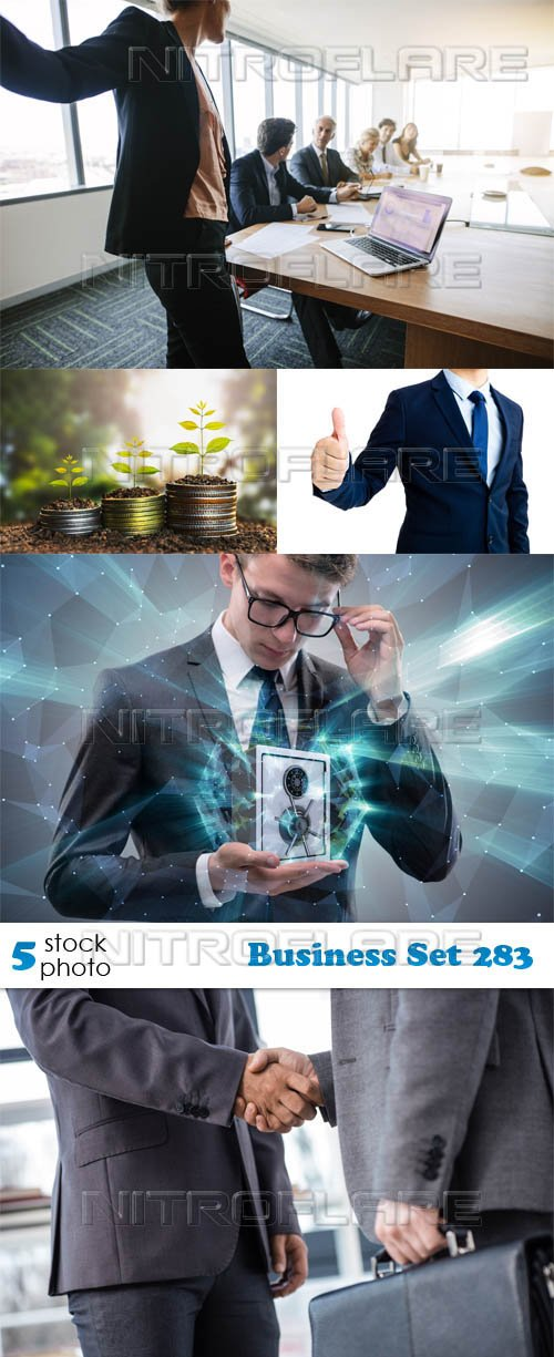 Photos - Business Set 283