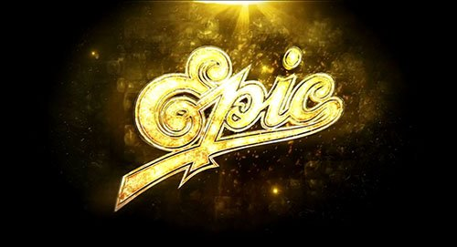 Gold Epic Logo - Project for After Effects (Videohive)