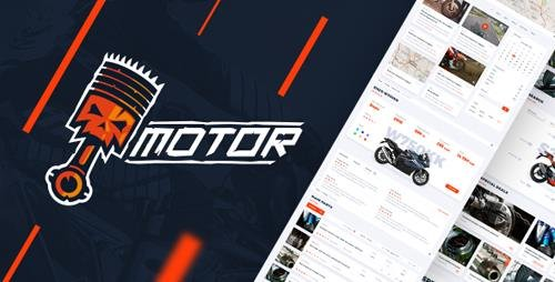 ThemeForest - Motor v1.0 - Vehicles, Parts & Accessories Store - Responsive HTML5 eCommerce Template (Update: 20 October 17) - 15853056