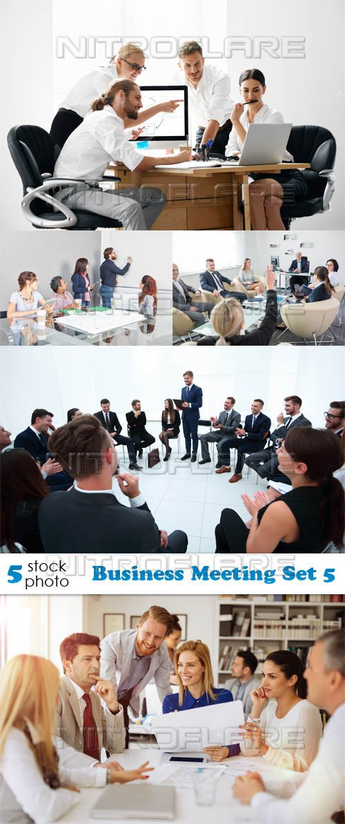 Photos - Business Meeting Set 5
