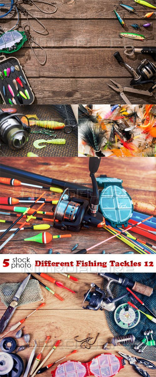 Photos - Different Fishing Tackles 12