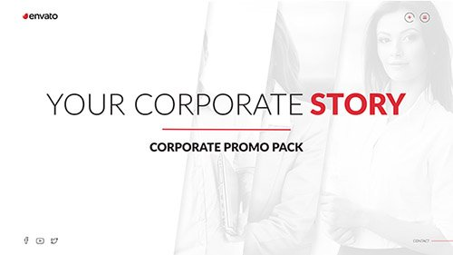Corporate Promo Pack 21088145 - Project for After Effects (Videohive)