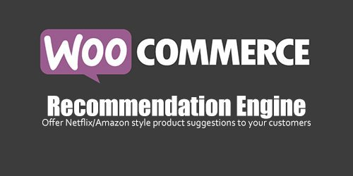 WooCommerce - Recommendation Engine v3.1.9