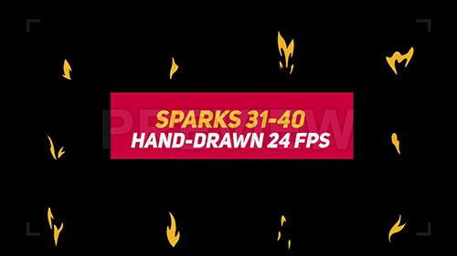 Liquid Elements Sparks 31-40
