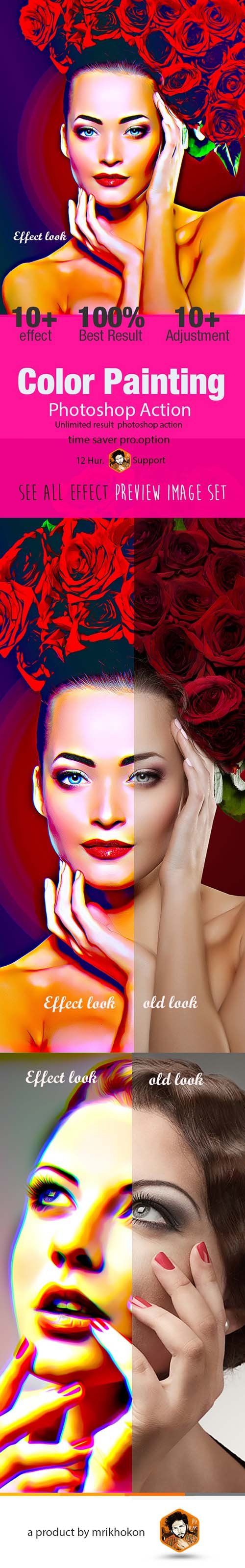 GraphicRiver - Color Painting 21322775