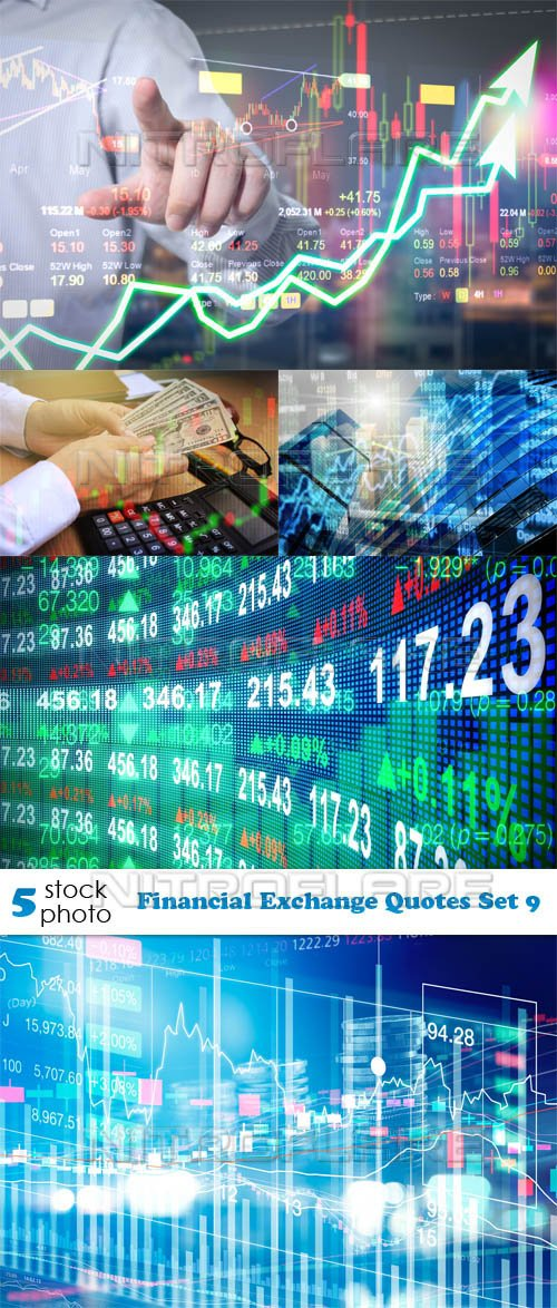 Photos - Financial Exchange Quotes Set 9