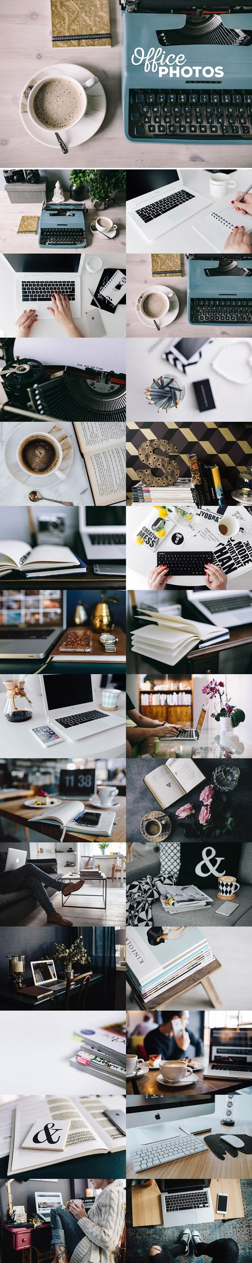 26 Office Style Photos