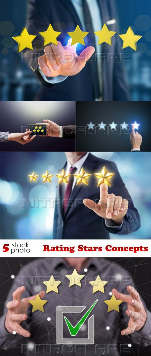Photos - Rating Stars Concepts