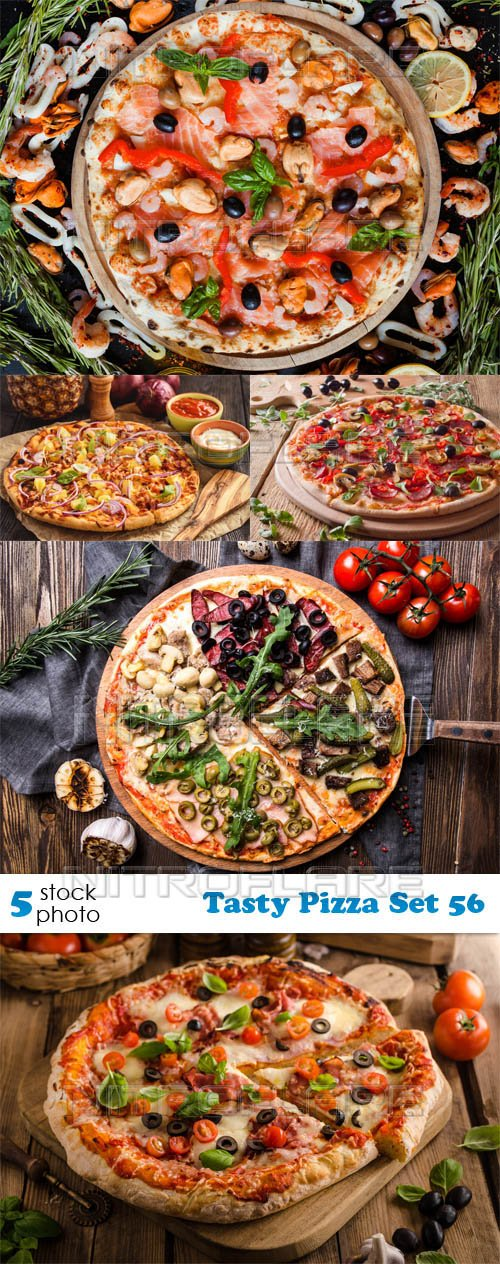 Photos - Tasty Pizza Set 56