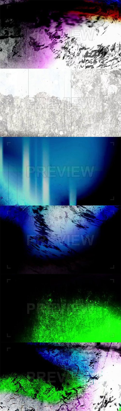 MA - Grunge Transitions 54599