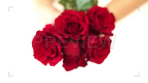 MA - Bouquet of Red Roses 62953
