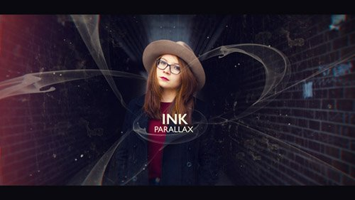Ink Parallax - Project for After Effects (Videohive)