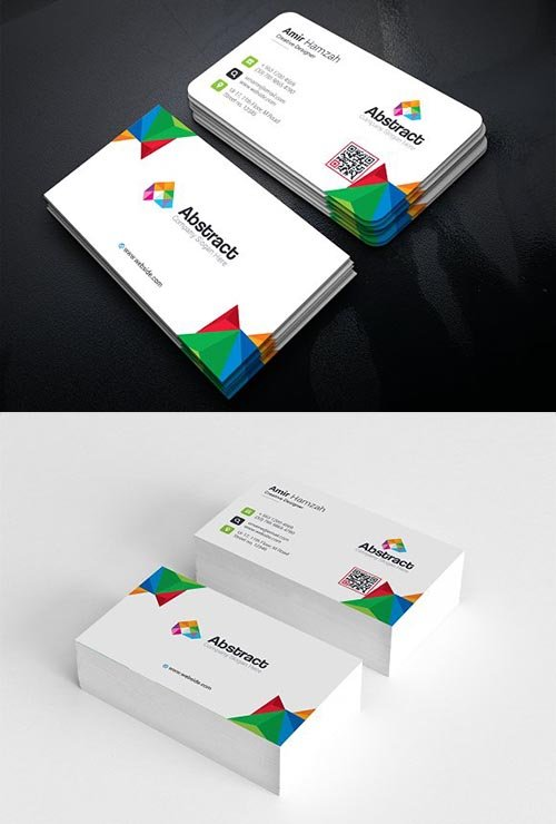 CreativeMarket - Creative Business Cards 2291895