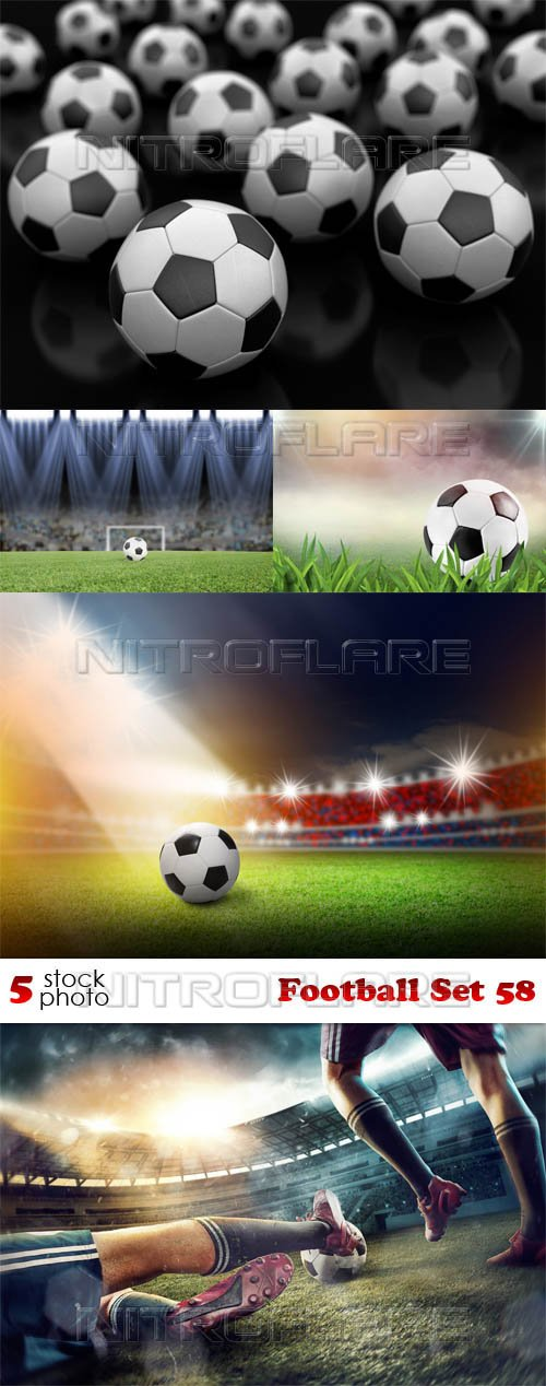 Photos - Football Set 58