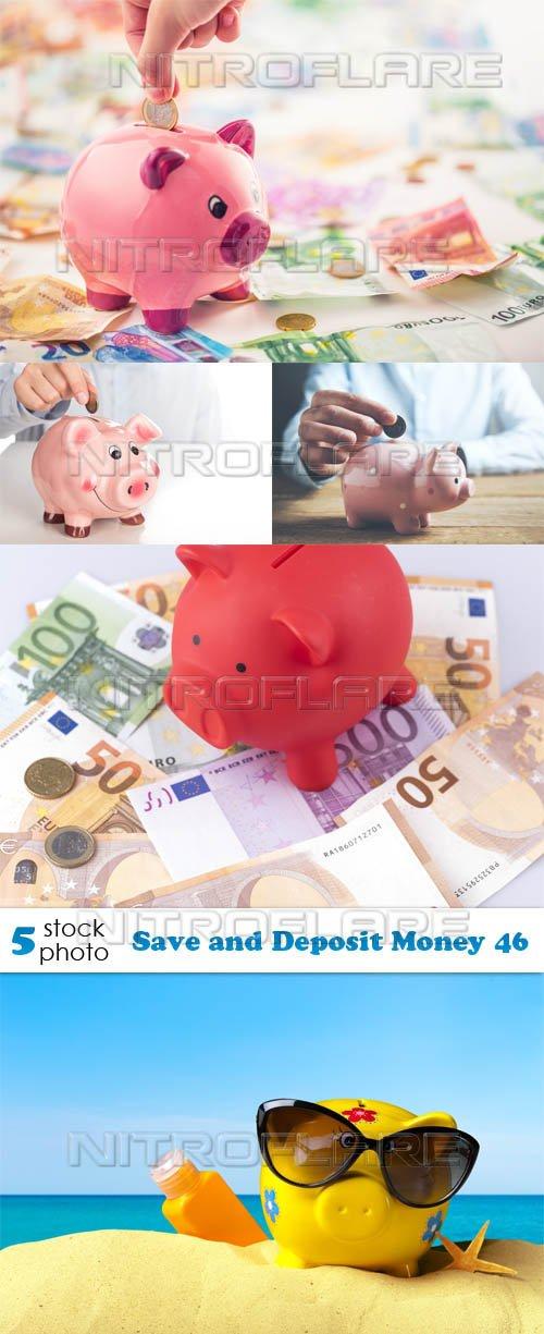 Photos - Save and Deposit Money 46