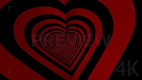 MA - Heart Background Loop 63771