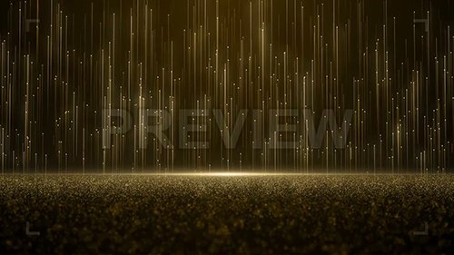 MA - Gold Particles Background 63961