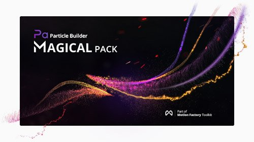 Particle Builder | Magical Pack: Magic Awards Abstract Particular Presets - Project for After Effects (Videohive)
