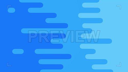 MA - Blue Curved Bars Loop 64220