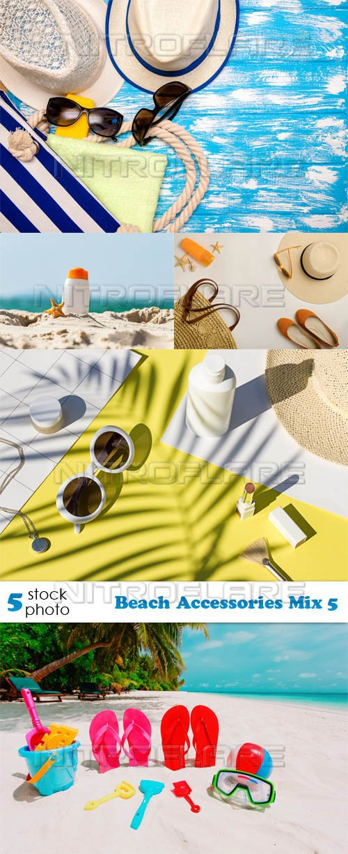Photos - Beach Accessories Mix 5
