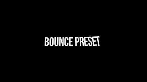 MA - 30 Bounce Presets 63271