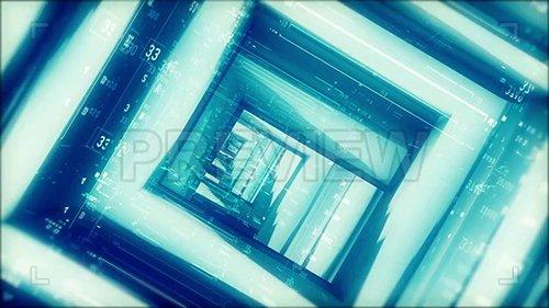 MA - Blue Multi-dimensional Loop 64031