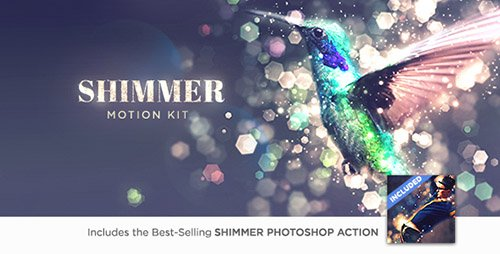 Shimmer Motion Kit - After Effects Scripts (Videohive)