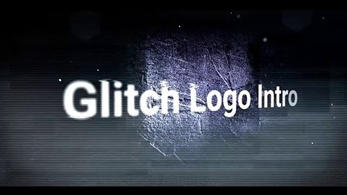 MA - Glitch Logo Intro 63616