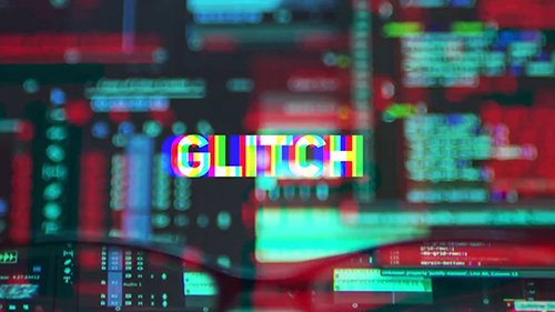 MA - Dynamic Glitch Intro 63668