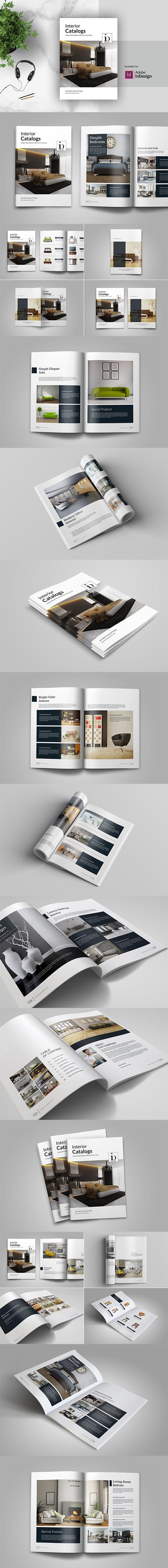 Interior Brochures / Catalogs