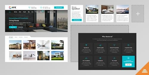 ThemeForest - Hnk v1.0.9 - Architecture Business WordPress Theme - 14278772