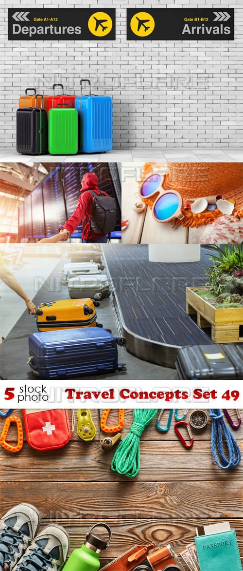 Photos - Travel Concepts Set 49
