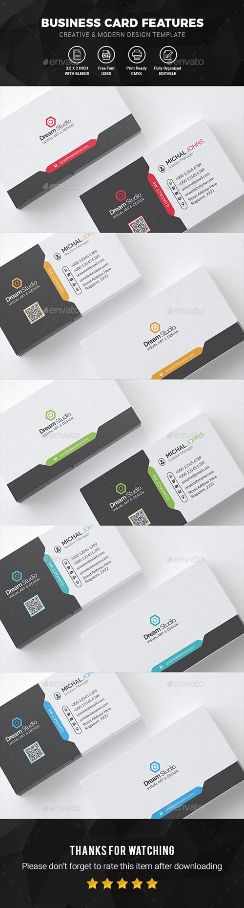 Business Cards 21460680