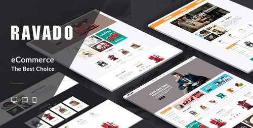 ThemeForest - Ravado v1.0 - Coffee Shop Opencart Theme - 21347451