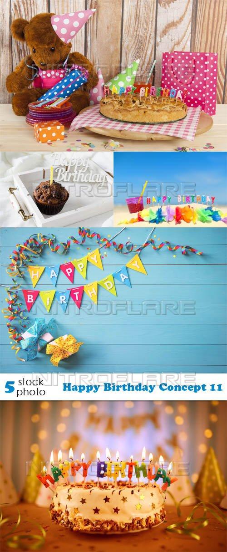 Photos - Happy Birthday Concept 11