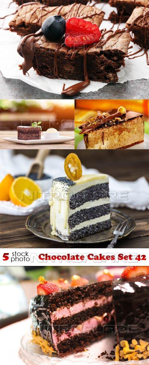 Photos - Chocolate Cakes Set 42