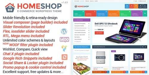 ThemeForest - Home Shop v1.4.9 - WooCommerce Theme - 9513996ThemeForest - Home Shop v1.4.9 - WooComm...