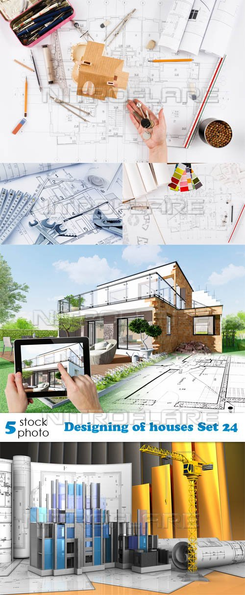 Photos - Designing of houses Set 24