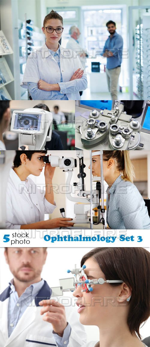 Photos - Ophthalmology Set 3