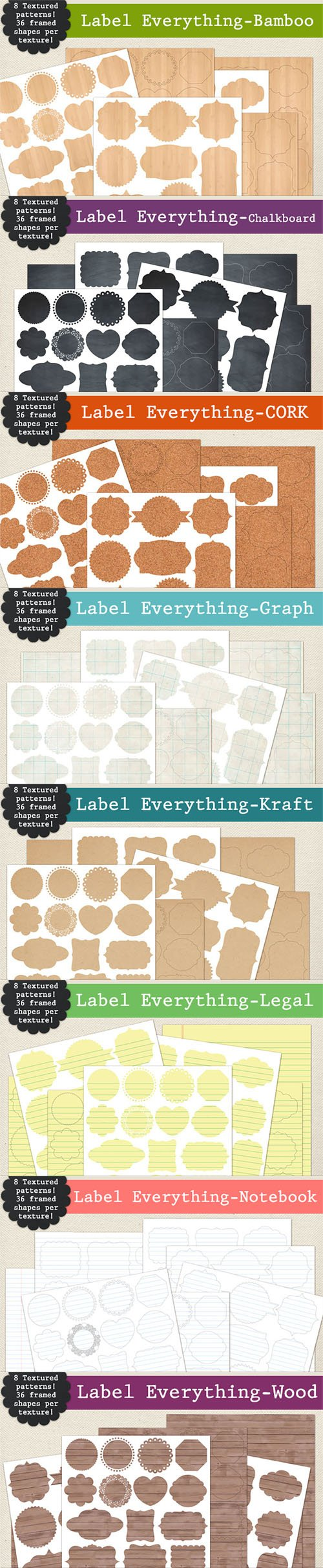Label Everything Frame (PDF)