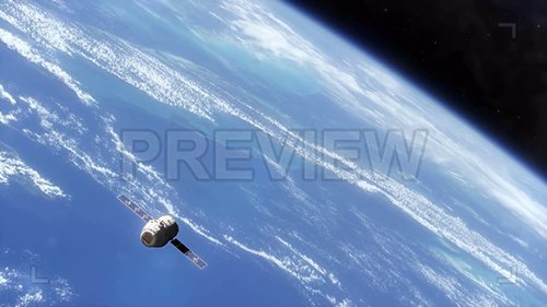 MA - Space Capsule In Orbit Pack 68706