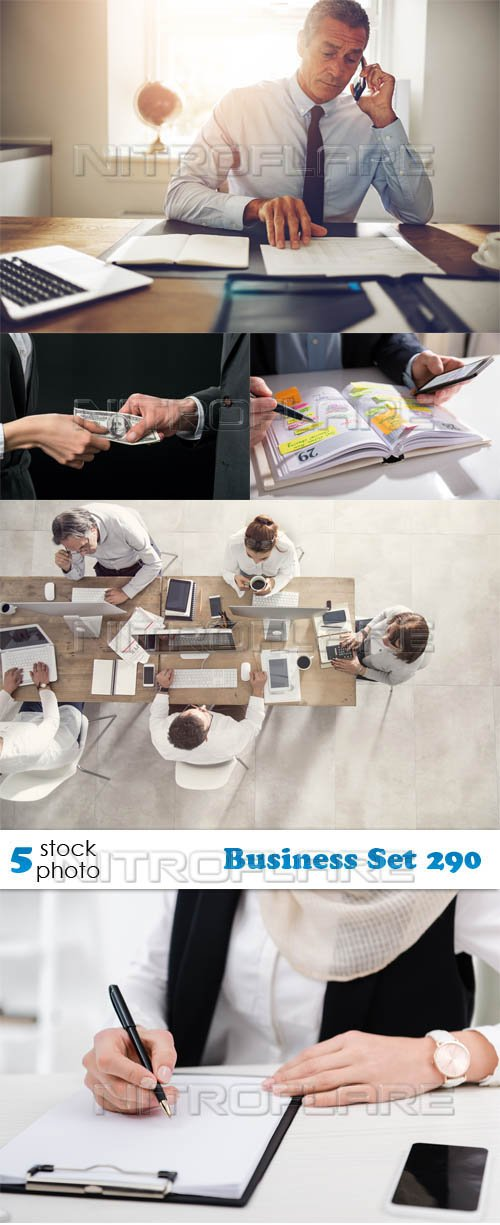 Photos - Business Set 290