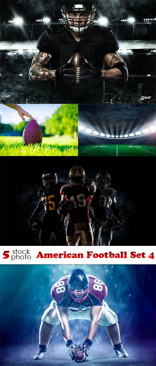 Photos - American Football Set 4