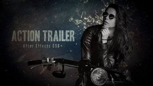 Action Trailer 4K - Project for After Effects (Videohive)
