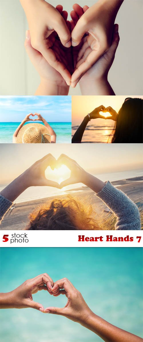 Photos - Heart Hands 7
