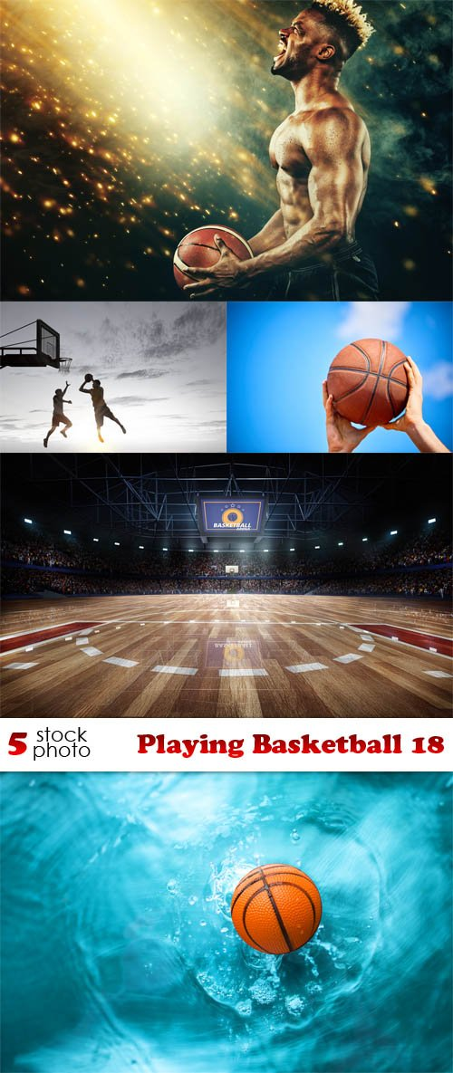 Photos - Playing Basketball 18
