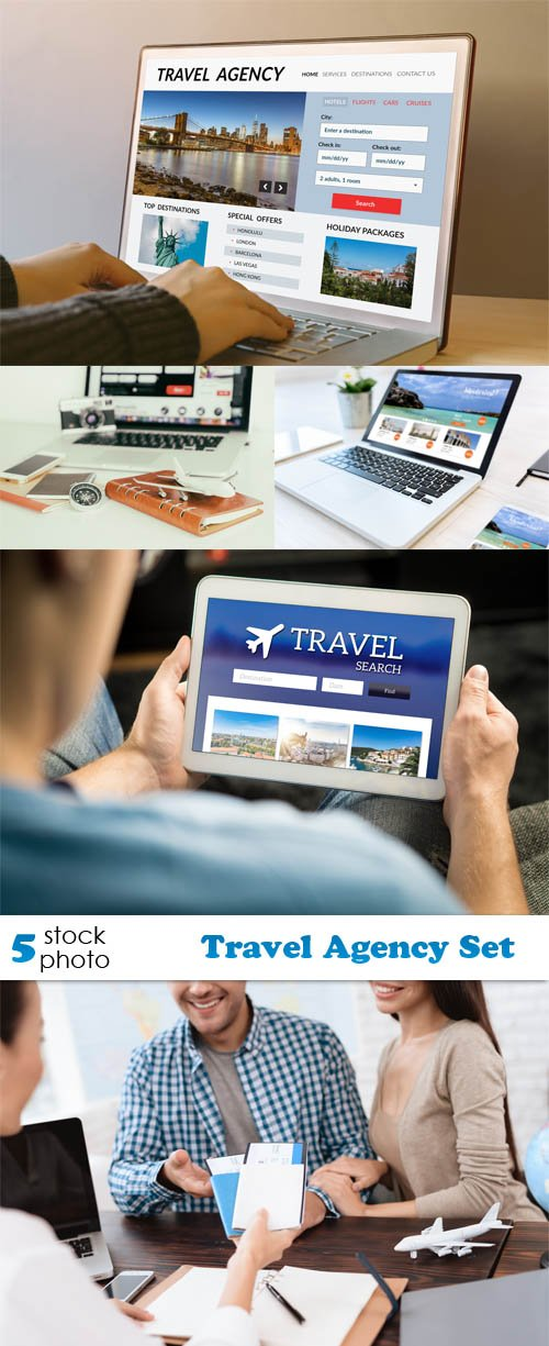 Photos - Travel Agency Set