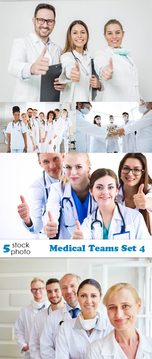 Photos - Medical Teams Set 4
