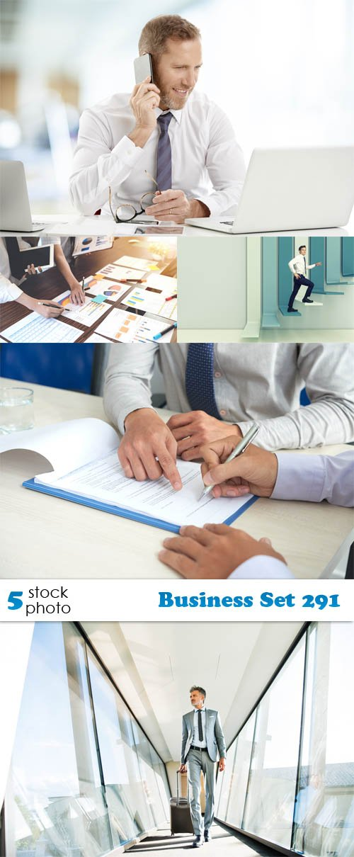 Photos - Business Set 291